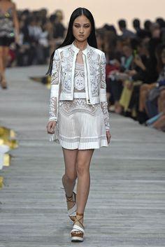 Roberto Cavalli RTW Spring 2015 - Slideshow - Runway, Fashion Week, Fashion Shows, Reviews and Fashion Images - WWD.com