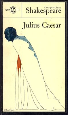 shakespeare - julius caesar. After the fall of Caesar, right in front of the senate as he was speaking, Shakespeare retells the tale as the once 'sole ruler'  took his final fall crying out to the assasin, Marcus Brutus