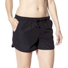 Merona® Women's Swim Short -Black. WANT.