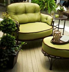 Exceptional Green Comfy Chairs And Set