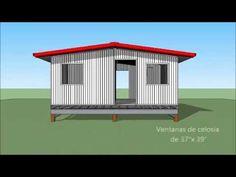 Sistema Constructivo con ISOPANEL - YouTube