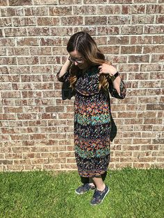 Sew Over It Blossom Dress Threads & Bobbins