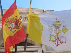 De invloed van het katholieke geloof is overal zichtbaar in Valencia.