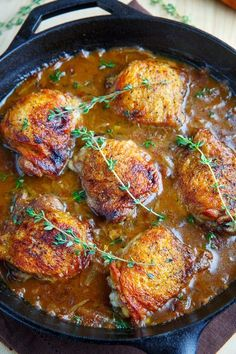 French Onion Chicken                                                                                                                                                                                 More