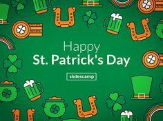 Happy St Patrick's Day 2016! #StPatricksDay #instagram #beer #2016 #illustration #design #icons