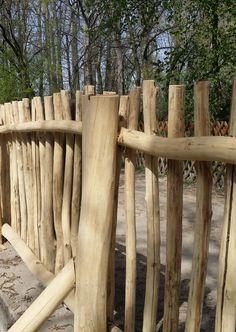 Zulu fakerítés - Fa a kertben Fa, Zulu, Fences, Landscape, Wood, Projects, Rural House, Creative, Lawn And Garden