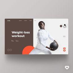 by Giga Tamarashvili @gtamarashvili  Follow us @welovewebdesign  -  Link: https://dribbble.com/shots/3992449  -  More daily inspiration?  @welovebranding  @weloveillustration  @weloveanimations
