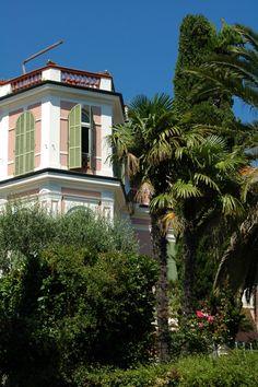 Bordighera (IM), Villa Valentina