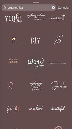 Instagram Words, Instagram Emoji, Creative Instagram Stories, Instagram And Snapchat, Insta Instagram, Instagram Story Template, Instagram Story Ideas, Instagram Quotes, Instagram Story Questions