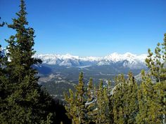 In the mountains Banff, Mountains, Nature, Travel, Naturaleza, Viajes, Traveling, Natural, Tourism