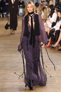 Chloé Fall 2015 Ready-to-Wear