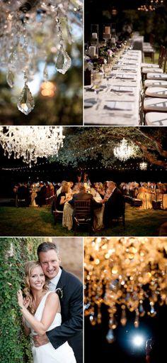 small outdoor wedding