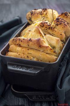 Zupfbrot Rezept Grillen Beilage Raclette Fondue-2