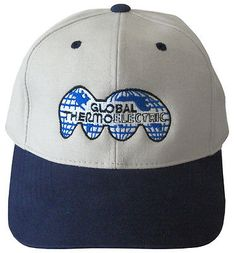 Global ThermoElectric Baseball Cap Hat New