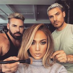 "Jennifer Lopez on Instagram: ""These guys...doing what they do... #fambam"""