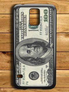 100 Dollar Samsung Galaxy S5 Case