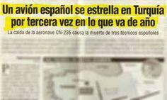 El Blog de la Loles Independiente 2: Titulares reales en la prensa