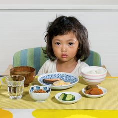 What Kids around the world eat for breakfast featured on the New York Times.
