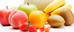 果物・フルーツの無料フード素材