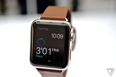 Apple Watch hands-on: a rounded, square wonder | The Verge