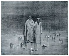 Gustave Doré - The Divine Comedy of Dante Alighieri