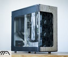 In our case gallery you can submit your modded computer cases. Gaming Pc Build, Computer Build, Computer Case, Gaming Computer, Laptop Computers, Custom Computers, Pc Setup, Desk Setup, Cool Cases