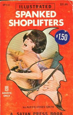 Spanked Shoplifters
