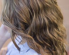 """How to get """"natural"""" curls with a diffuser."""