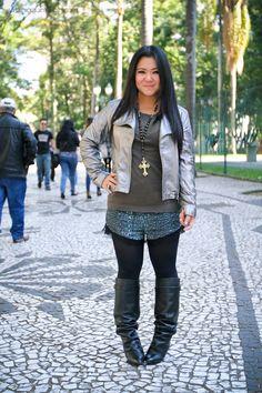Eu Não tenho Roupa - Primeiro Blog de Moda Curitiba: OOTD