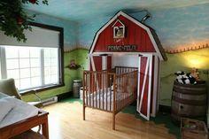 15 Best Barnyard Nursery Images Farm Animal
