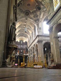 Teto de Saint Sulpice.