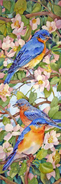 "Jan Ford - ""Bluebirds"""