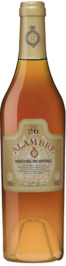 Moscatel de Setúbal Alambre 20 years