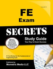 Prepare with our FE Study Guide and FE Exam Practice Questions. Print or eBook. Guaranteed to raise your FE test score. Get started today!