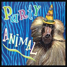 """Party Animal - A gregarious, highly sociable person. Also, animals are wild. Therefore, in a party, if you go crazy you might be looking like an animal. The Oxford English Dictionary added the entry for """"party animal"""" in 2005. The earliest quotation found is from 1978, when the slang lexicographer Jonathan Lighter recorded hearing the term in """"Saturday Night Live"""""""