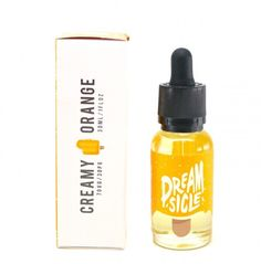 Creamy Orange - Dreamsicle E Liquid #vape #vaping #eliquid  #RePin by AT Social Media Marketing - Pinterest Marketing Specialists ATSocialMedia.co.uk