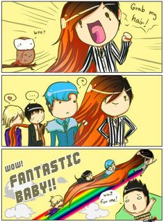Big Bang Chibi | This makes me laugh every time I see it.