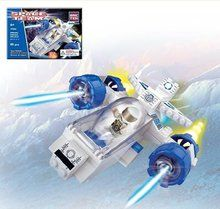 Space Defender - Building Set by Brictek (17004). Available at OurPamperedHome.com
