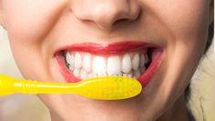 få vita tänder snabbt