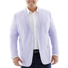 Stafford® Signature Cotton Sport Coat–Big & Tall   found at @JCPenney