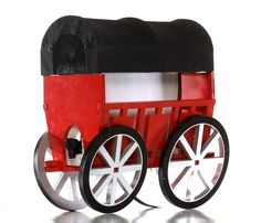 The Original Wagon.  From our one-of-a-kind, Made in USA collection of Wine Wagons. Created with love and humor by the Celeste Alexandra Group, LLC.