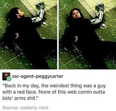 basically Bucky in Civil War xD