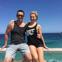 Happy Birthday to my handsome fiancé @jamesbres Amazing day out in the sunshine at sculptures by the sea  #nofilter #amazing #sydney #bonditobronte #sculpturesbythesea #birthday #lovehim #picoftheday #australia #lovewhereyoulive #celebration #livingthedream #irish #irishhunk #myworld by melaniehopeb http://ift.tt/1KBxVYg