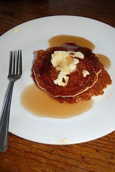 Dolce Musica: Gluten Free Pancakes