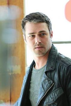 Taylor Kinney, actor on Chicago Fire.