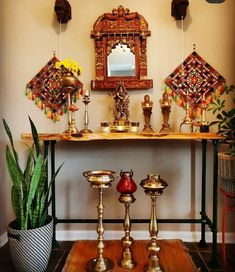 India Home Decor, Ethnic Home Decor, Indian Home Interior, Indian Interiors, Pooja Room Design, Home Room Design, Indian Room Decor, Classy Living Room, Indian Living Rooms