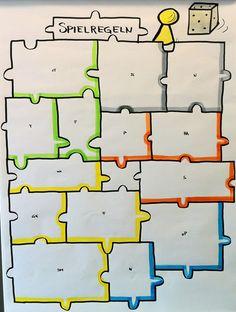 Spiel-/Unterrichtsregeln-FlipChart