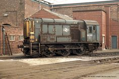 08420 at BREL Doncaster - © 2014 - Models of Hull Collection. Electric Locomotive, Diesel Locomotive, Train Room, Choo Choo Train, Railway Museum, Rail Car, Electric Train, British Rail, Train Engines