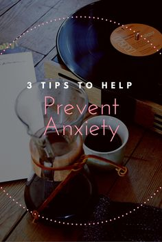 Ever feel alone in your anxiety?? Well you shouldn't! The more that I've learned about my own aniety, the more that I realize that SO MANY people struggle with it too! I decided to put together my three best tips for preventing it altogether, so make sure to click through to read!