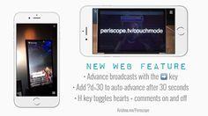 Periscope introduces